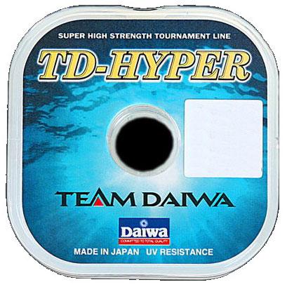 Леска Team Daiwa Hyper Tournament UV Cut 0.28 (5234)Монофильные лески<br>Сверхпрочная леска<br>