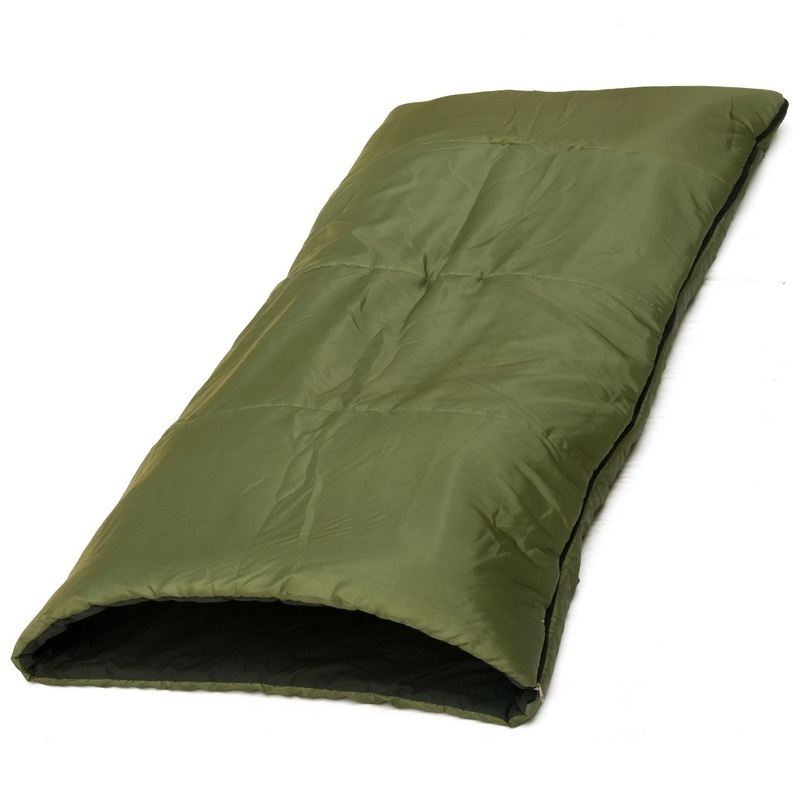 Спальный мешок Чайка СО2 XLСпальные мешки<br>Спальные мешки СО 2 XL от отечественной торговой марки «Чайка» оптимальны при  температуре от 5 до 20°С.<br>