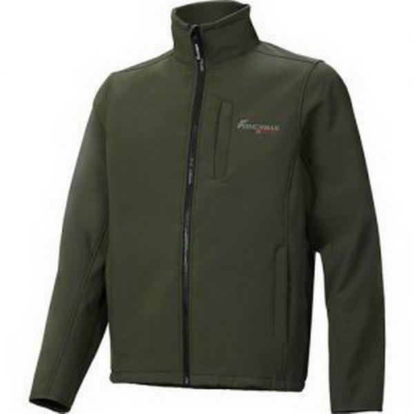Куртка NovaTour софтшелл Грейлинг M, Хаки 46053-531-M (63354)