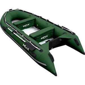 Надувная лодка HDX Oxygen 390 (цвет зеленый)