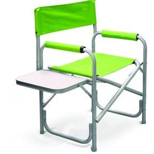 Складное кресло с мягкими подлокотниками Adrenalin MagnateСтулья, кресла складные<br>Практичное складное кресло с мягкими подлокотниками и складным столиком.<br>
