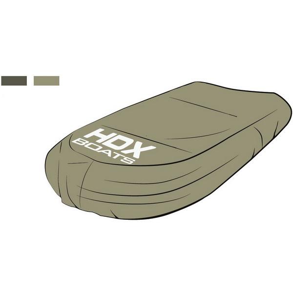 Чехол стояночный HDX 240 ПВХ-240 Серый (67101)Аксессуары для надувных лодок<br>Стояночные тенты HDX служат для защиты надувных ПВХ лодок от негативного воздействия окружающей среды, таких как дождь, ветер, песок, листва, и т.д.<br>