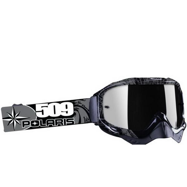 Очки Polaris Blockade Strap Black/GreyОчки<br>Спортивные очки для защиты от солнца. Изготовлены из легкого и очень стойкого материала - поликарбоната.<br>