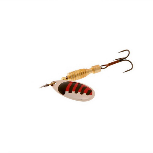 Блесна Norstream Silta Spinner №1 Silver/red back (39547)Блесны<br>высококачественная вращающаяся блесна на щуку, судака, голавля и в первую очередь, окуня.<br>