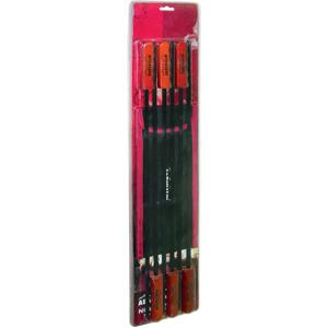 Набор шампуров с деревянными ручками Adrenalin Non-stick Skewer