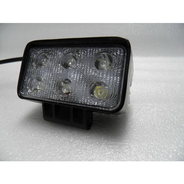 Фара DA С/Д 1011- 18W spot beamСветовые приборы<br>Фара с тремя светодиодами. Мощность каждого диода составляет 3W.<br>