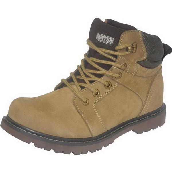 Обувь NovaTour для охоты Йети, КоричневыйБотинки<br>Классические охотничьи ботинки из нубука<br>