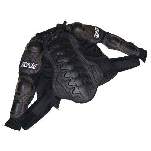 Куртка UMC защитная, размер XL / 15 (Taly) YD-0169Перчатки<br>Надежная и удобная куртка защищает позвоночник, плечи, грудь и локти.<br>
