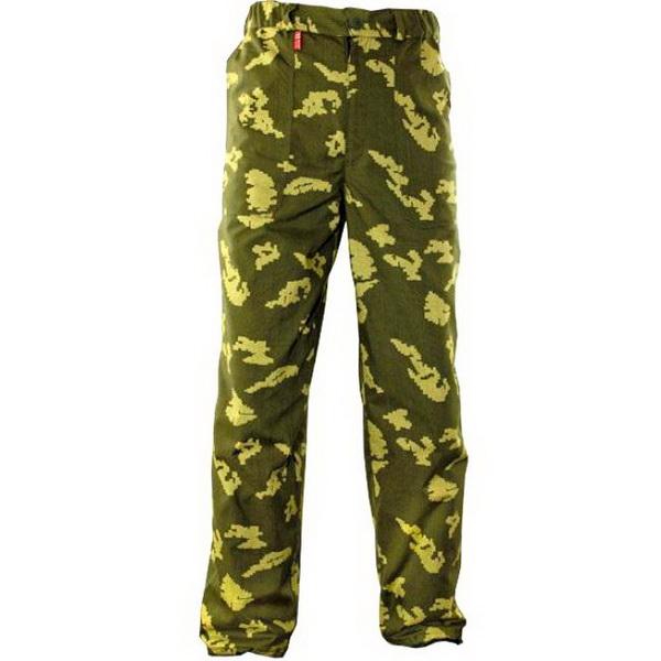 Брюки NovaTour Лайт L/52-54, Диджитал зеленый (79612)Брюки/шорты<br>Легкие брюки из смесовой таки на ремне с резинкой. Есть врезные и задние карманы, а также специальный карман для ножа.<br>