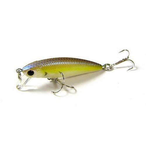 Воблеры Lucky Craft Bevy Minnow 45SP-250 Chart Shad (37460)Воблеры<br>Серия популярных японских насадок для ловли хищника на реках.<br>