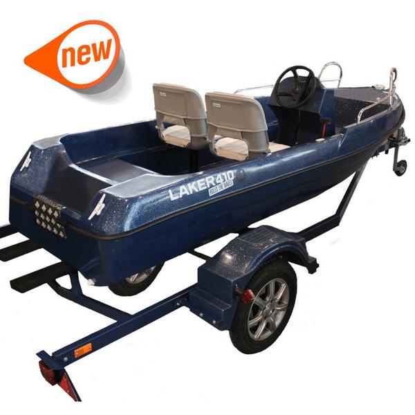 купить прицеп для лодки laker