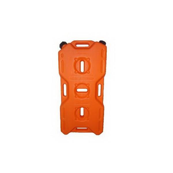 Канистра Экстрим 15л оранжеваяКанистры<br>Экспедиционная пластиковая канистра, предназначенная для транспортировки различных видов топлива, таких как бензин, керосин и дизтопливо. Изготовлена из прочного полимерного материала.<br>