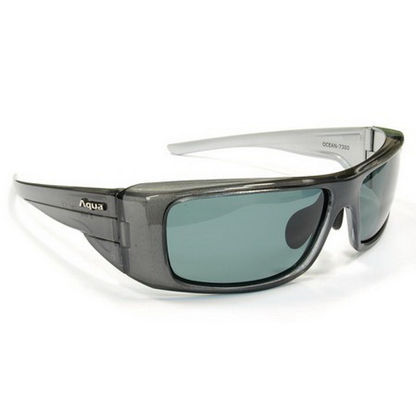 Очки поляризационные Aqua 5PB7300PH00G Ocean - Pearl Grey серые светлыеОчки<br>Очки поляризационные Aqua специально разработаны для комфортной и безопасной рыбалки.<br>