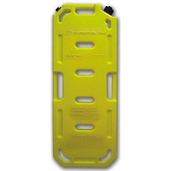 Канистра Geri Expeditione One (17 литров) жёлтаяКанистры<br>Сверхпрочная канистра Geri Expeditione ONE предназначена для транспортировки различных видов топлива: бензина, дизельного топлива, керосина.<br>