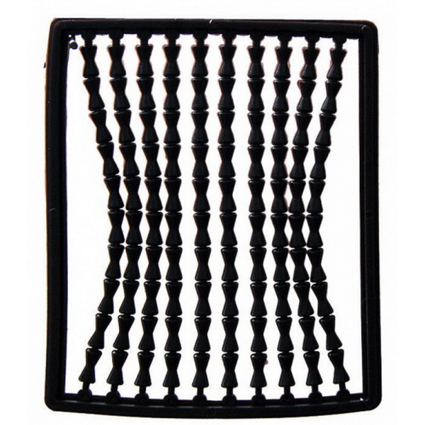 Стопор Carp Zoom для бойлов Boilie Stops, S, 200pcs, clearФидерная и карповая оснастка<br>Представленная вариация стопора изготовлена из силиконового материала, что значительно упрощает процесс крепления наживки на волосе. Стопор имеет форму гантельки, что  способствует лучшему удержанию наживки.<br>