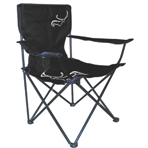 Складной стул Adrenalin Comfort  BlackСтулья, кресла складные<br>Стул имеет прочный стальной каркас, износостойкое сидение из полиэстера. С помощью этой ткани в жаркую погоду обеспечивается максимальный комфорт, а после дождя ваш стул быстро высыхает. На одном из подлокотников расположено отделение для стакана. Стул ле...<br>