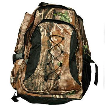 Рюкзак GreenWay 95 - НВ для охоты камуфлированный, объём 24 л, осенний лесРюкзаки<br>Рюкзак для охоты водонепроницаемый<br>
