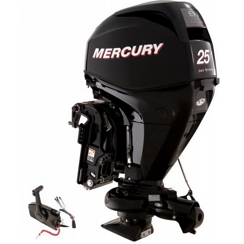 Мотор Mercury ME Jet 25ELPT EFI