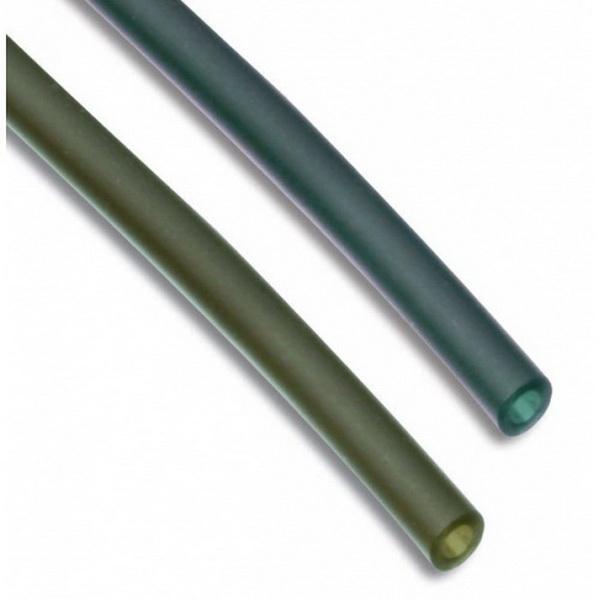 Трубка Carp Zoom PVC tube 1.0/2.0mm (1 m) Matte GreenОбжимные трубочки<br>Силиконовая трубочка станет неотъемлемым аксессуаром для любителей ловли на карпа. Трубочка способствует правильному продольному направлению крючка, при попадании его в рот хищника.<br>