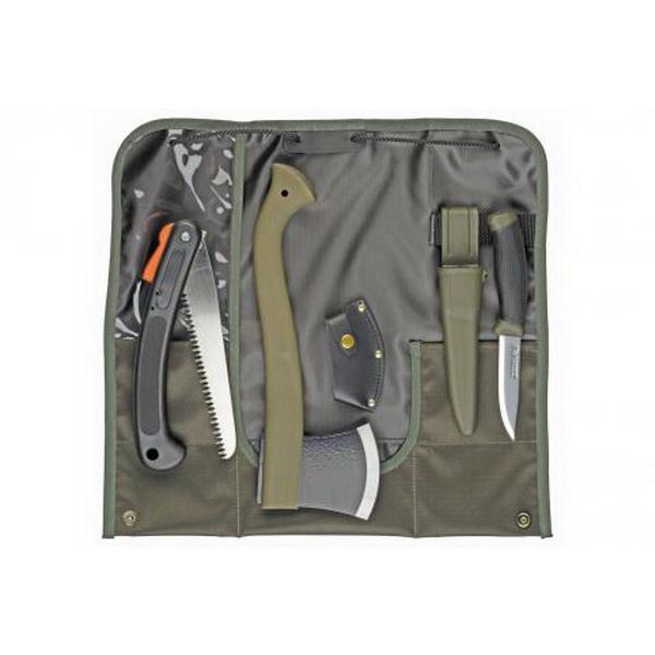 Инструмент Mora Beaver Cut наборИнструменты<br>Набор, который придется кстати в любой ситуации : на отдыхе или на работе. В состав набора входит складная пила, туристический топор и нож<br>