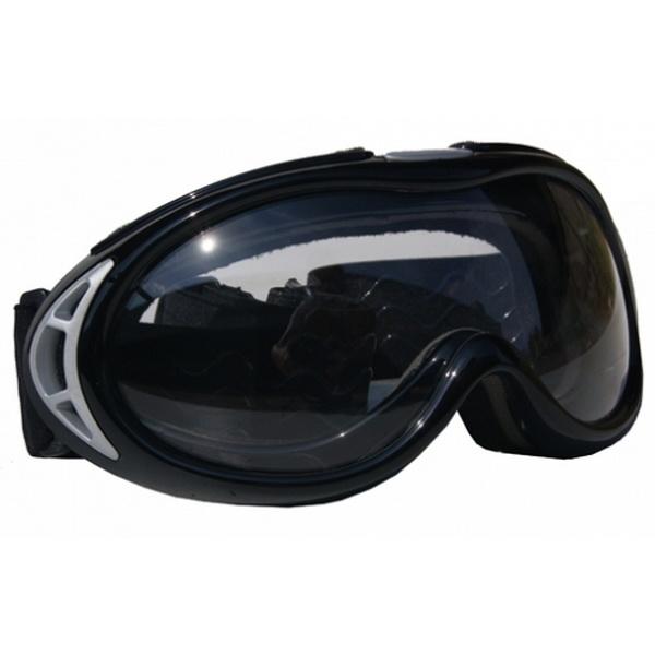 Очки UMC YH-04Шлемы и маски<br>Мотоочки YH-04 с прозрачными линзами для использования с открытыми шлемами.<br>