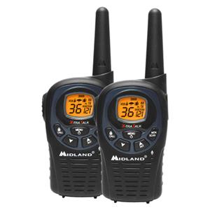 Радиостанция Midland LXT-325 (LPD) (комплект из 2-х шт)
