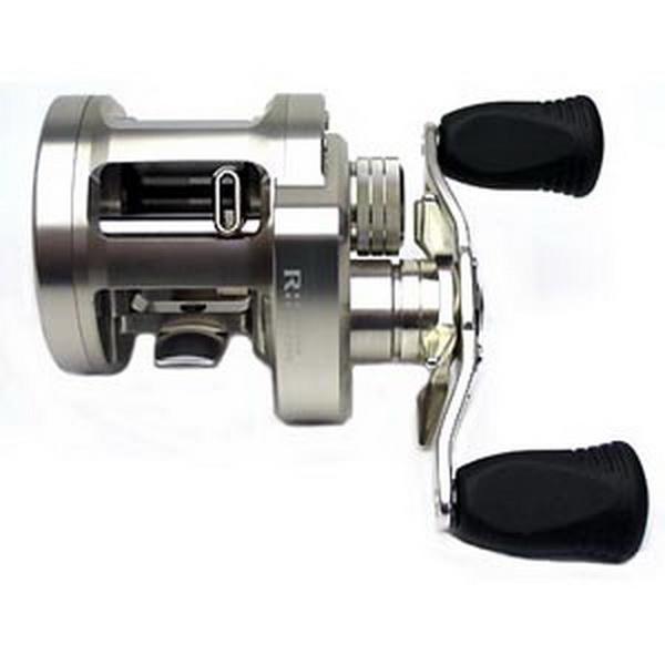 Мультипликаторная силовая катушка Daiwa RyogaКатушки силовые мультипликаторные<br>Мощная силовая катушка для трофейной ловли. Рассчитана на максимальные нагрузки от сопротивляющейся рыбы.<br>