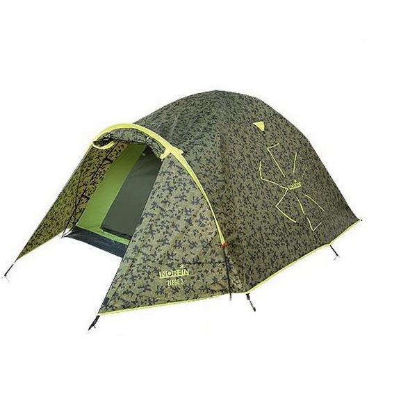 Палатка Norfin 3-х мест. Ziege 3 NCПалатки<br>Комфортная двухслойная палатка для удобного размещения трёх человек.<br>
