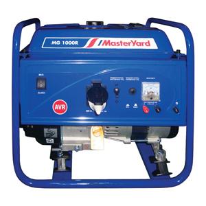 Генератор MasterYard MG 1000RБензиновые генераторы<br>Генератор MasterYard MG 1000R<br>