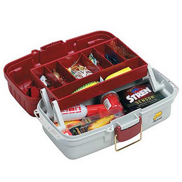 Ящик Plano 6101 6101-10Ящики<br>В этой модели довольно емкая внутренняя часть, в ней можно хранить разные крупные предметы.<br>