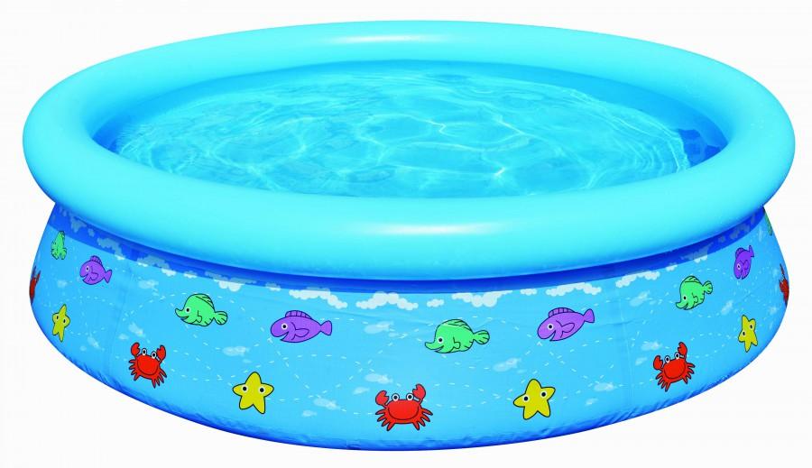 Бассейн JILONG Kids pool 122х35