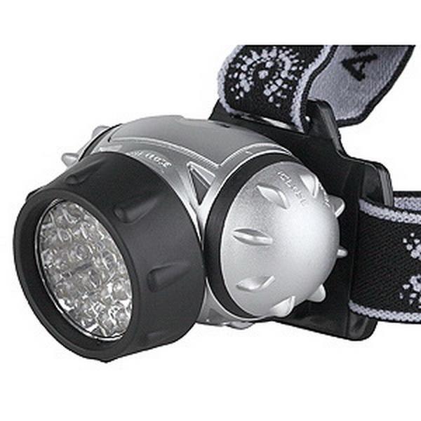 Фонарь Эра G23 Налобный 23xLED, 3хААА, блФонари налобные<br>Светодиодный налобный фонарь. Световой поток осуществляется за счет 23 белых светодиодов.<br>