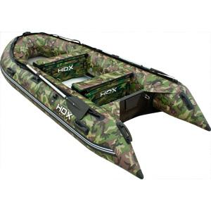 Надувная лодка HDX Oxygen 370 (цвет камуфляж зеленый)