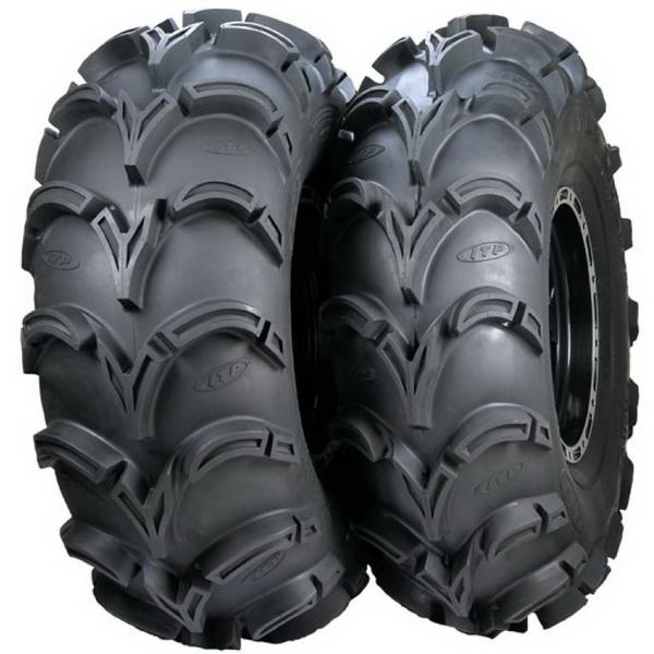 Шина ITP Mud Lite XL 26x10-12Шины и диски<br>Mud Lite XL – грязевая шина для бездорожья с длинными грунтозацепами. Отличные результаты в снегу, болоте, грязи и на твердых поверхностях.<br>