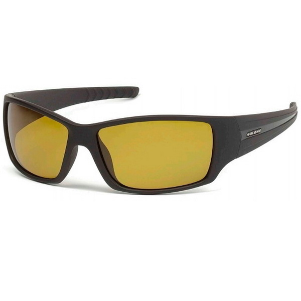 Очки Solano солнцезащитные, модель FL20013DОчки<br>Поляризационные очки для рыбалки. Для их производства были применены лучшие антиаллергенные материалы.<br>
