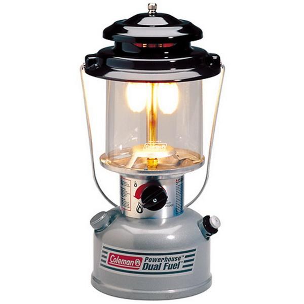 Лампа Camping (Coleman) на жидком топливе с кейсом DF(295 серия)