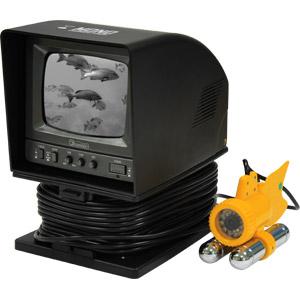 Подводная камера JJ-Connect Underwater Camera MonoПодводные камеры<br>Данный прибор является системой видеонаблюдения, состоящей из подводной камеры и монитора, и способной передавать изображение в черно-белом цвете. Устройство идеально подходит для поиска рыбы, изучения топографии дна, нахождения затонувших предметов или п...<br>