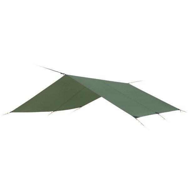 Тент NovaTour терпаулинг универсальный 6х8 ТРПГ 6х8, Зеленый (78344)