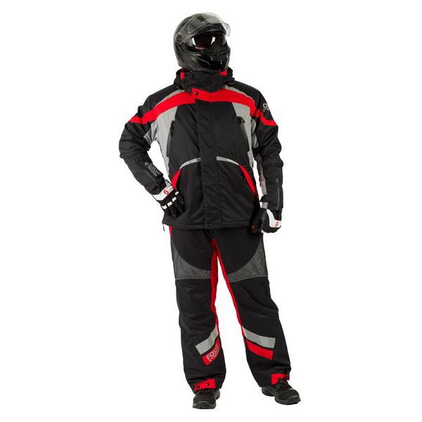 Костюм Fossa Atom 60-62/188 ( ХхXL ) Fкос0005Одежда<br>Зимний костюм, облегченного типа. Внешний слой – нейлоновое покрытие, которое оказывает хорошую сопротивляемость воде и загрязнениям.<br>