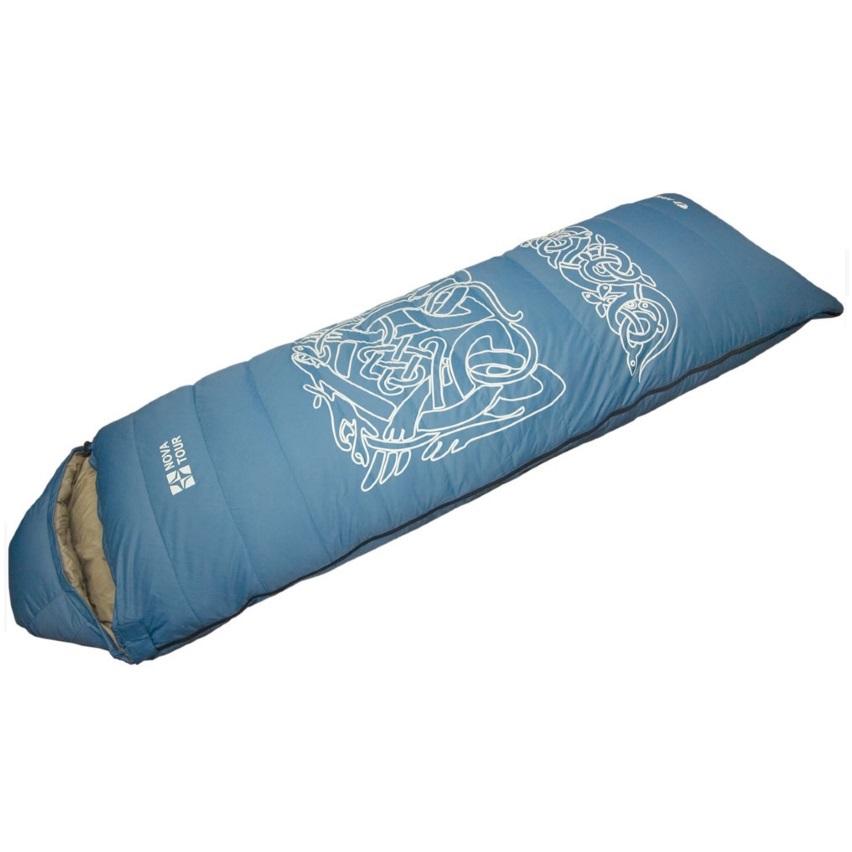 Спальный мешок NovaTour Альбаган Синий