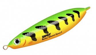 Незацепляйка Rapala Rattlin FT (92505)Блесны<br>Незацепляйка Rattlin Rapala это приманка - вездеход. Благодаря своей конструкции, ей нипочем подводная растительность. Незацепляйка Rapala Minnow Spoon проходит достаточно легко водоросли и траву, что позволяет его использовать в самых труднодоступных з...<br>