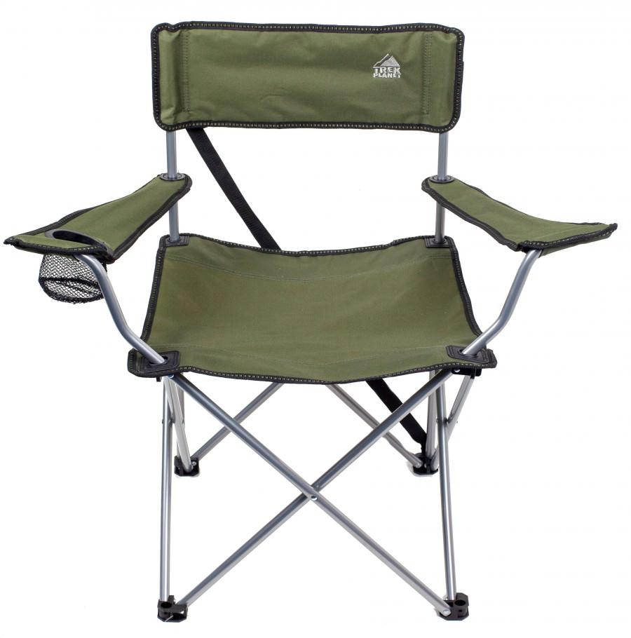 Кресло складное TREK PLANET Promo Green
