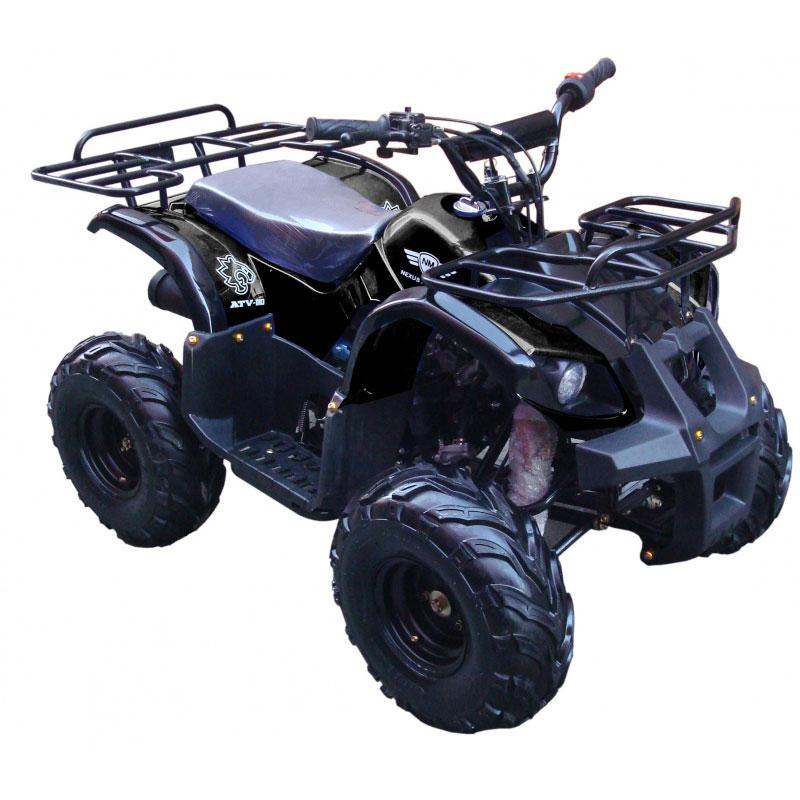 Мотовездеход Nexus ATV 110ссДетские квадроциклы<br>Имеет средние базовые размеры, несмотря на это, он оснащен многими функциями более крупных моделей, включая независимую переднюю подвеску на двойных A-образных рычагах, задний дисковый тормоз, трансмиссию с вариатором CVT, электрический стартер и дистанци...<br>