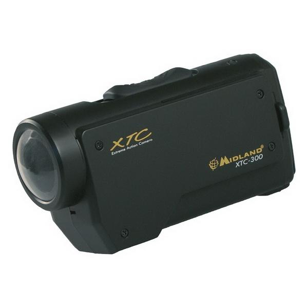 Видеокамера Midland XTC-300Экшн-камеры<br>Action видеокамера Midland XTC-300 - видеокамера с широким углом обзора 140°, которая позволит любителям острых ощущений делать видеозаписи своих приключений.<br>