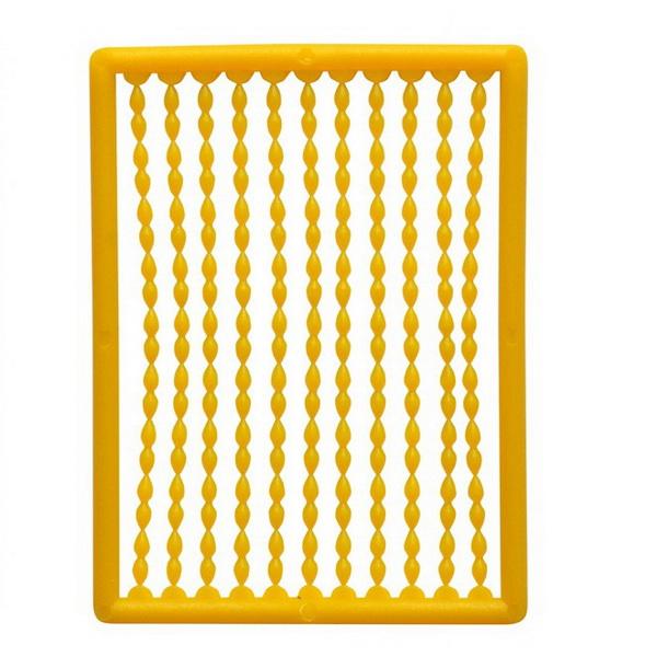 Стопор Gardner для бойлов Hair Stops Yellow, HSYФидерная и карповая оснастка<br>Применяется для предотвращения соскальзывания насаженного бойла с волоса в карповой ловле. Представленная вариация стопора изготовлена из силиконового материала, что значительно упрощает процесс крепления на волосе.<br>