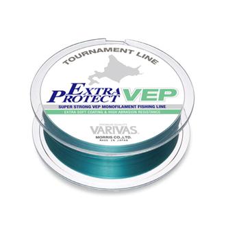 Леска Varivas Extra Protect Vep Nylon 150mМонофильные лески<br>Леска Varivas Extra Protect Vep Nylon - монофильная нейлоновая леска бренда Varivas имеет ультра высокую устойчивость к истиранию и высокую прочность.<br>