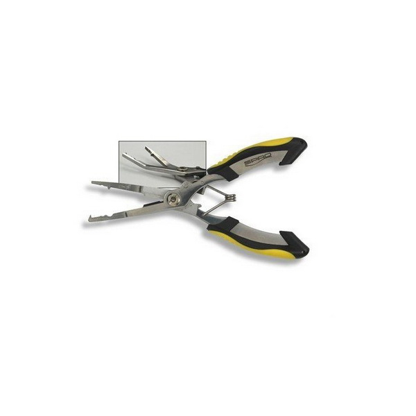 Плоскогубцы Spro Bent Nose Super Cutter Pliers 16cm 004702 00162Инструменты<br>Качественные плоскогубцы, отвечающие всем необходимым требованиям профессиональных рыболовов. Инструмент изготовлен из кованной нержавеющей стали, которая была подвержена антикоррозионной обработке.<br>