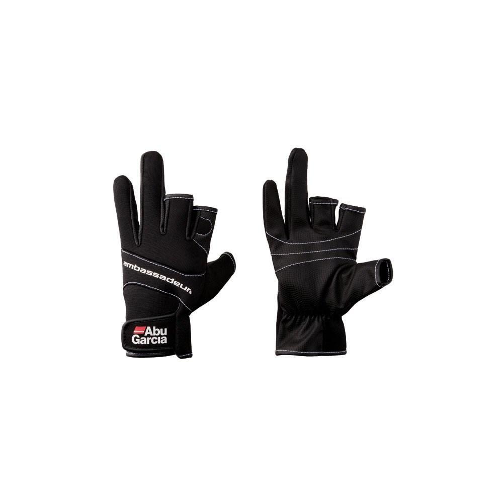 Перчатки Abu Garcia неопреновые, размер LВарежки/Перчатки<br><br>