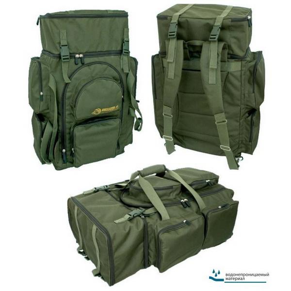 Рюкзак-сумка Acropolis PPC-1 рыбацкий, 2 секции ( 67х50х26 )