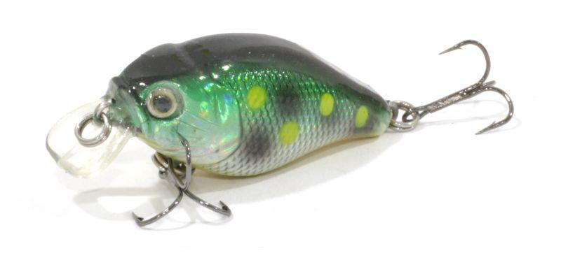 Воблер Trout Pro Minor Crank 50F цвет 523 (35704)Воблеры<br>Маленький и быстрый микровоблер для ловли различных видов рыб : голавля, язя и окуня. Приманку так же удобно сплавить по течению и облавливать мелководье.<br>